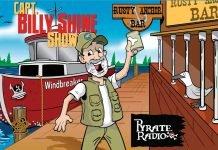Captain Billy Shine Show