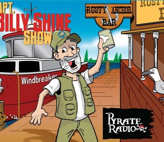 Captain Billy Shine Show