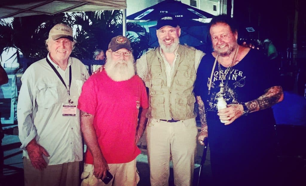 A Pyrate Crew at 2018 Miami Boat Show